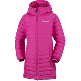 Columbia Powder Lite Mid Jacket Girls Cactus Pink